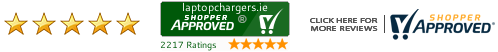 Customer Reviews for laptopchargers.ie